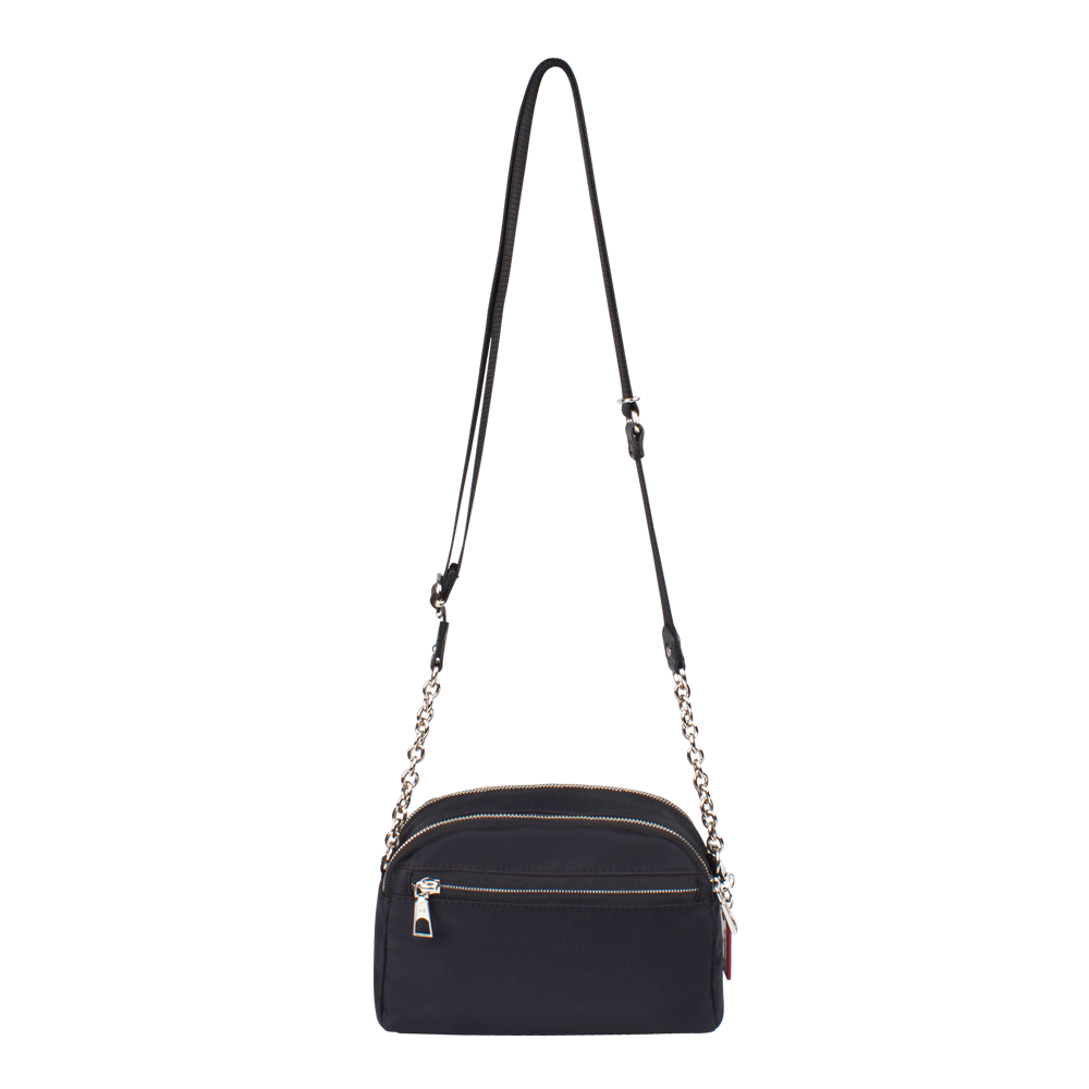 Crossbody Bag - Valdez Crossbody Bag Back Black