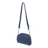 Crossbody Bag - Valdez Crossbody Bag Angled [Moonlight Blue]