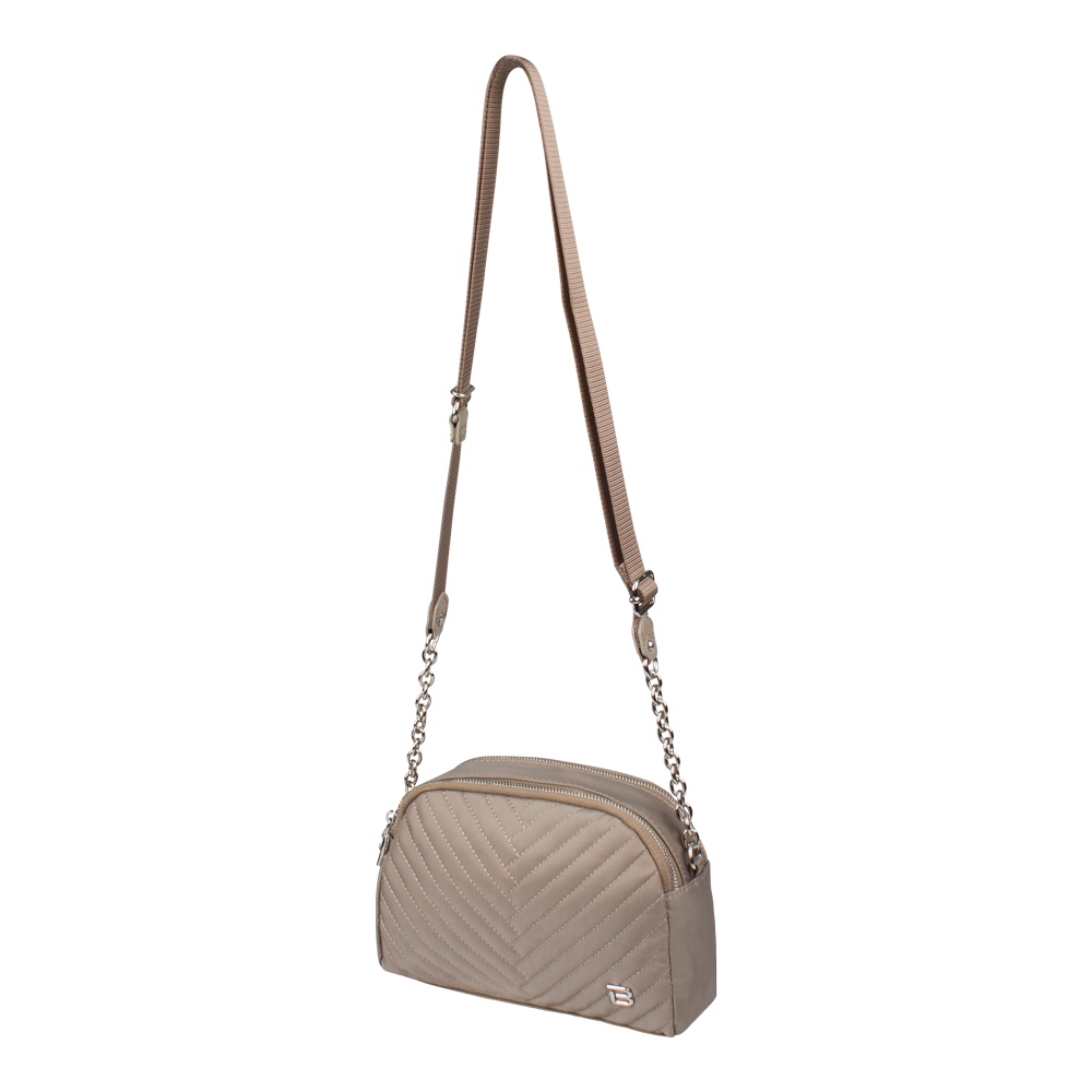 Crossbody Bag - Valdez Crossbody Bag Angled [Cinder Gray]