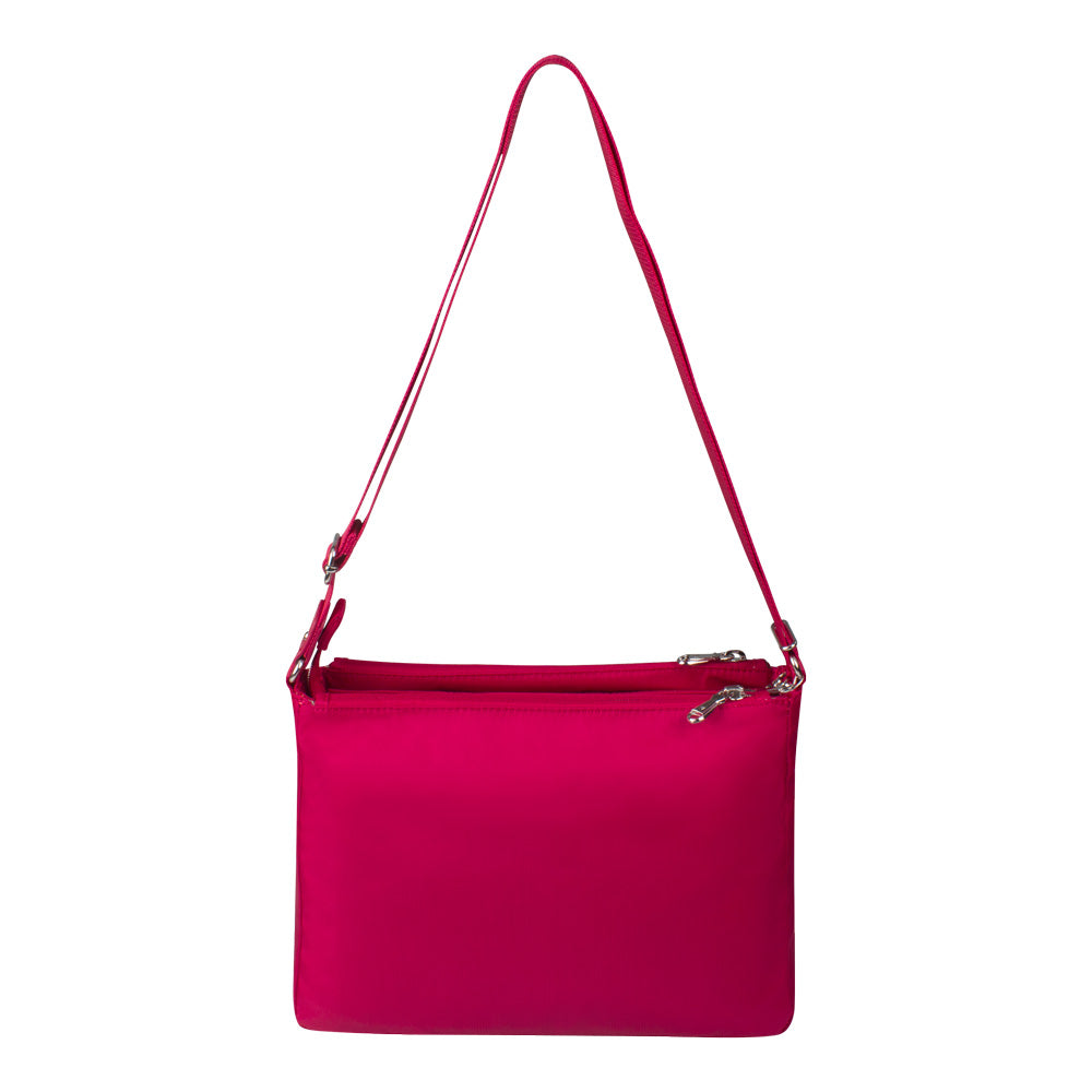 Crossbody Bag - Chaska Crossbody Bag Back Raspberry Soda
