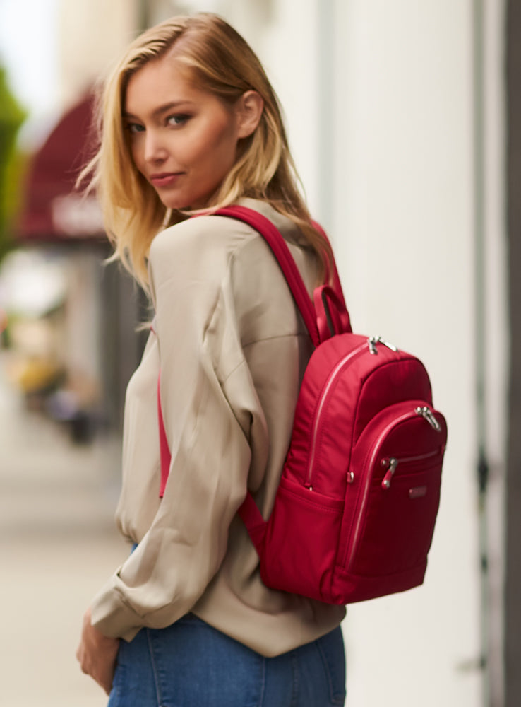 Backpack - Sutro Small Backpack Model Raspberry Soda