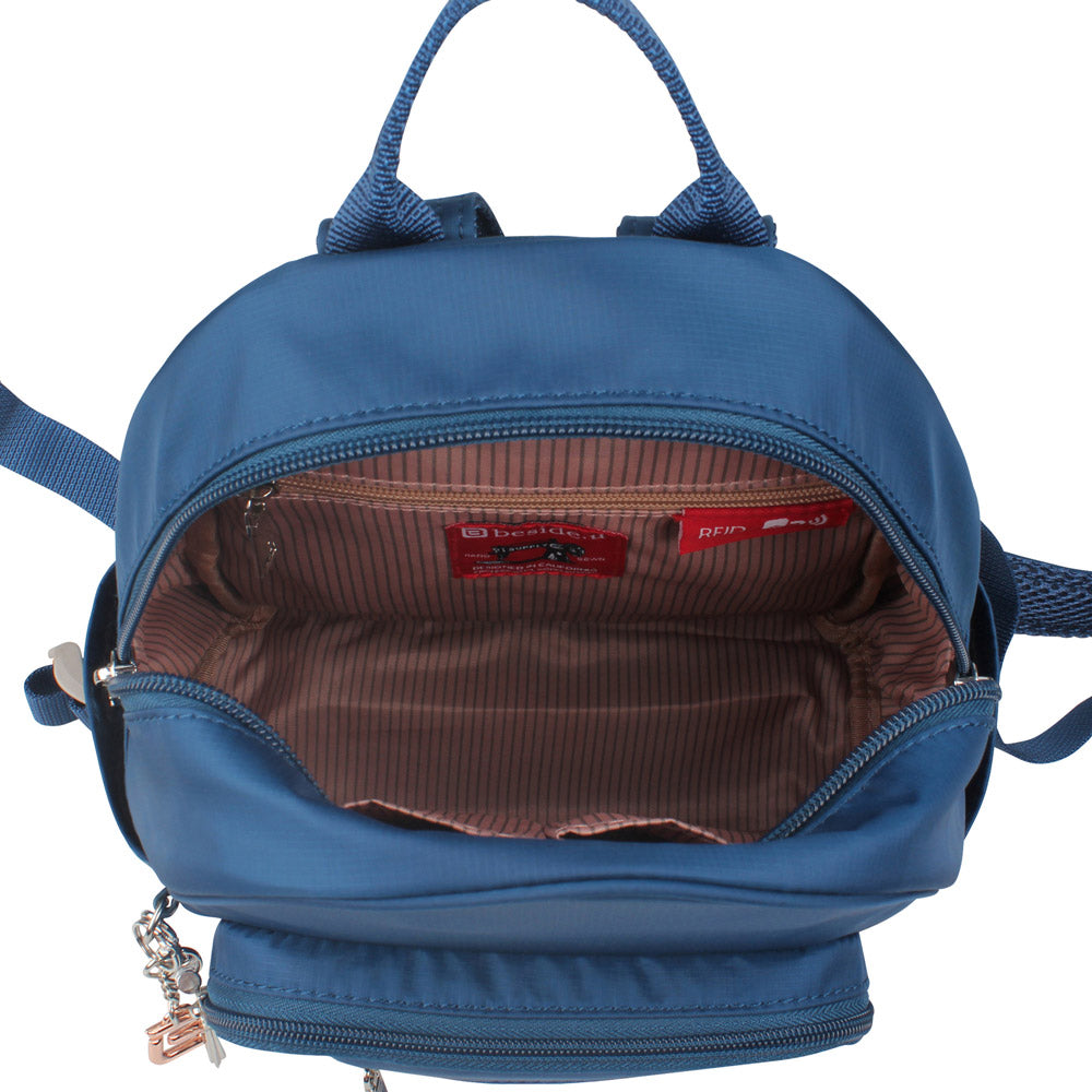 Backpack - Baxter T Small Backpack Inside [Savvy Blue]