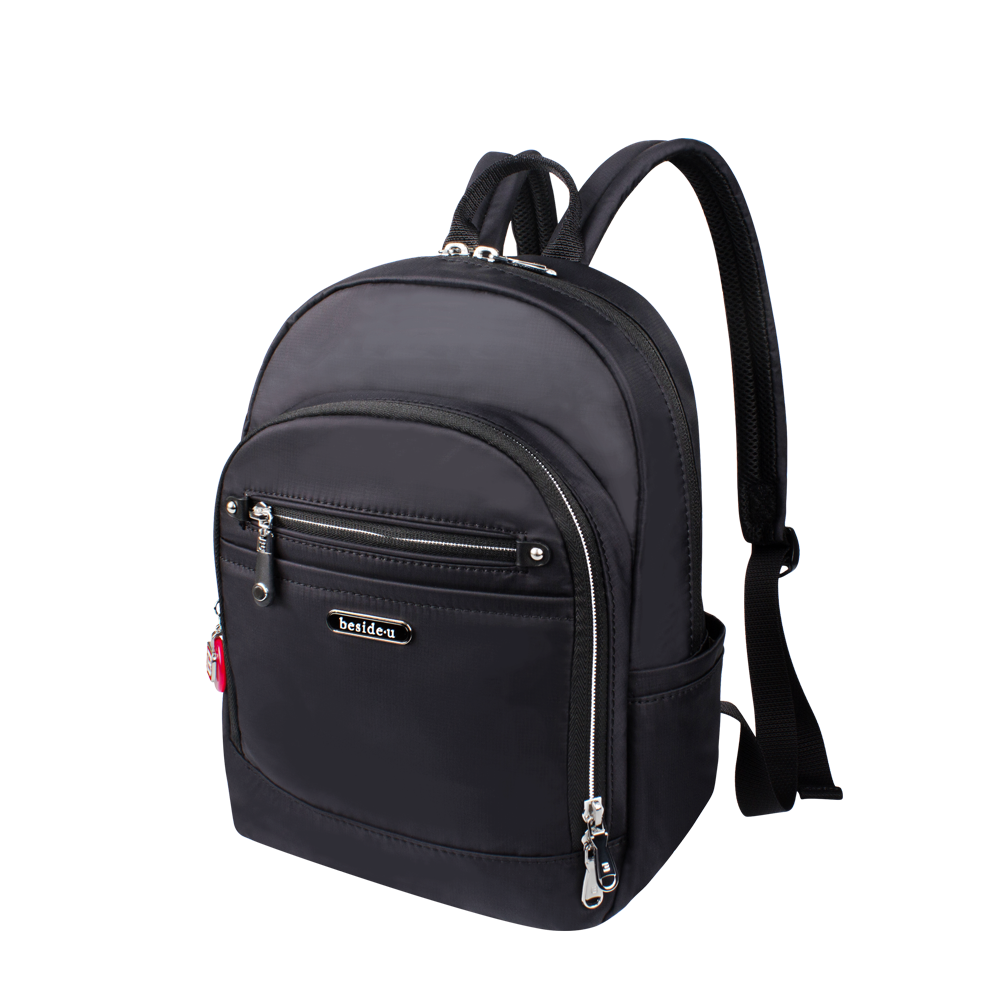 Backpack - Sutro Small Backpack Angled [Black]