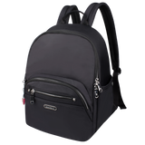 Backpack - Ferry Medium Backpack Angled [Black]