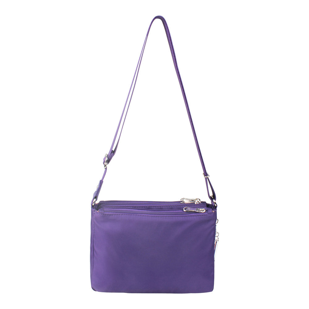 Crossbody Bag - Reyes Crossbody Bag Back [Savvy Purple]