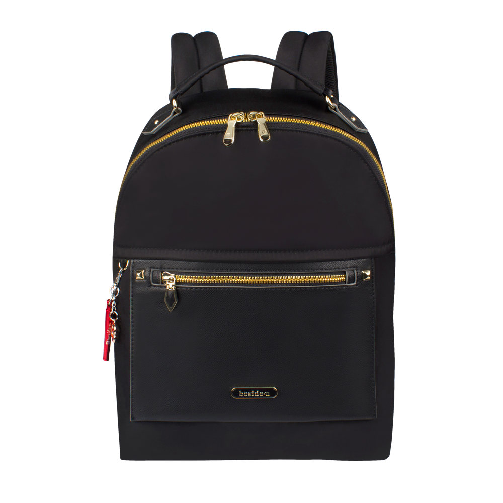 Backpack - Pacoima Backpack Front Black