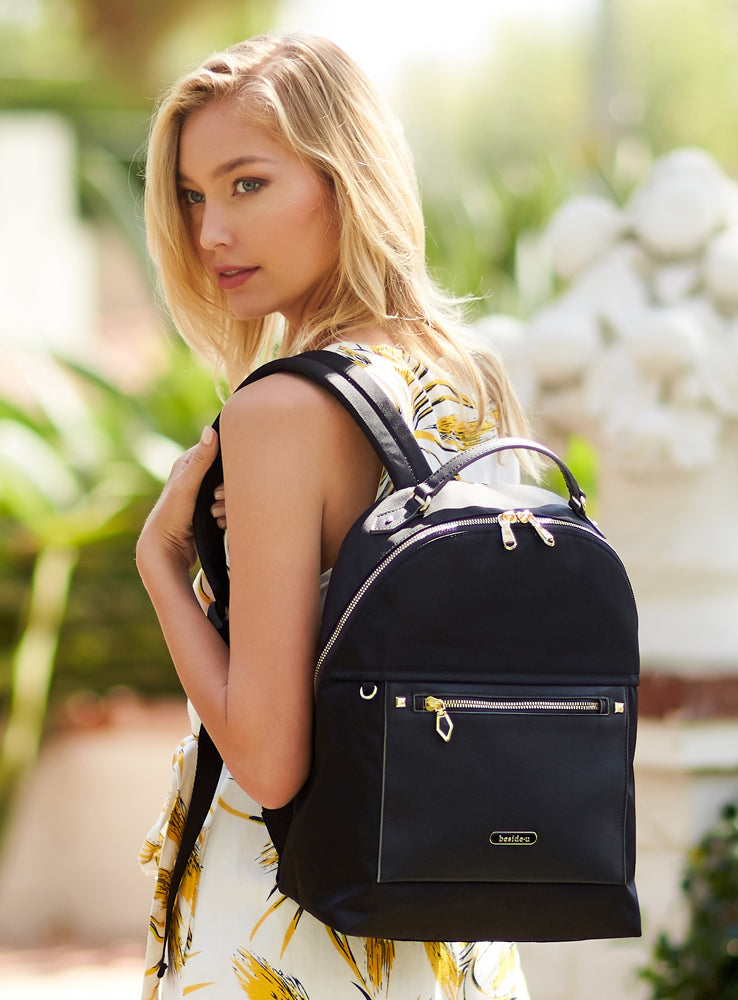Backpack - Pacoima Backpack Model Black