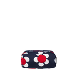 Cosmetic Pouch - Tenley Cosmetic Pouch Back Navy Daisy