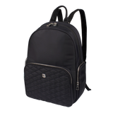 Backpack - Spiros Medium Backpack Angled [Black]