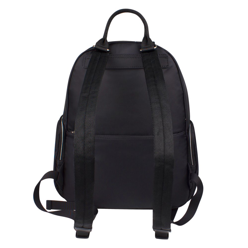 Backpack - Spiros Medium Backpack Back Black