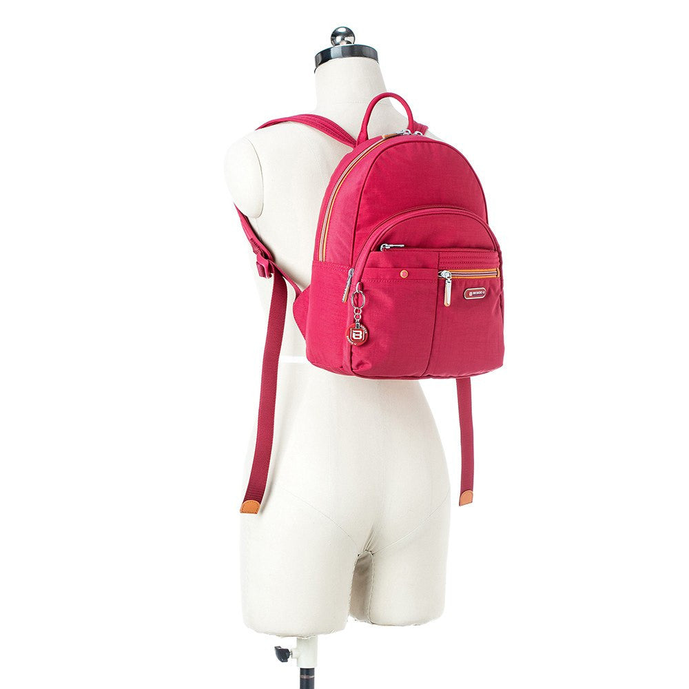 Backpack - Versailles Two-Tone Casual Backpack Mannequin