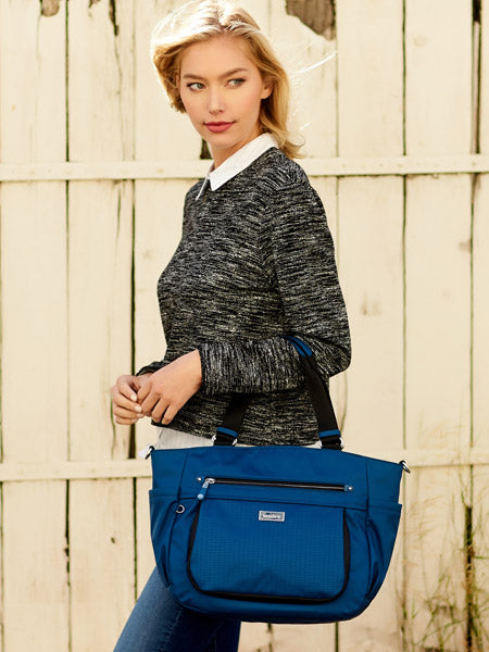 Tote Bag - Jordan Two Ways Tote Model [Savvy Blue]