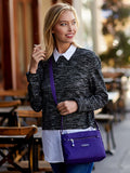 Crossbody Bag - Reyes Crossbody Bag Model [Savvy Purple]