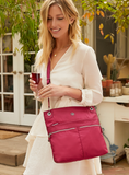 Crossbody Bag - Amado Crossbody Bag Model Cool Magenta