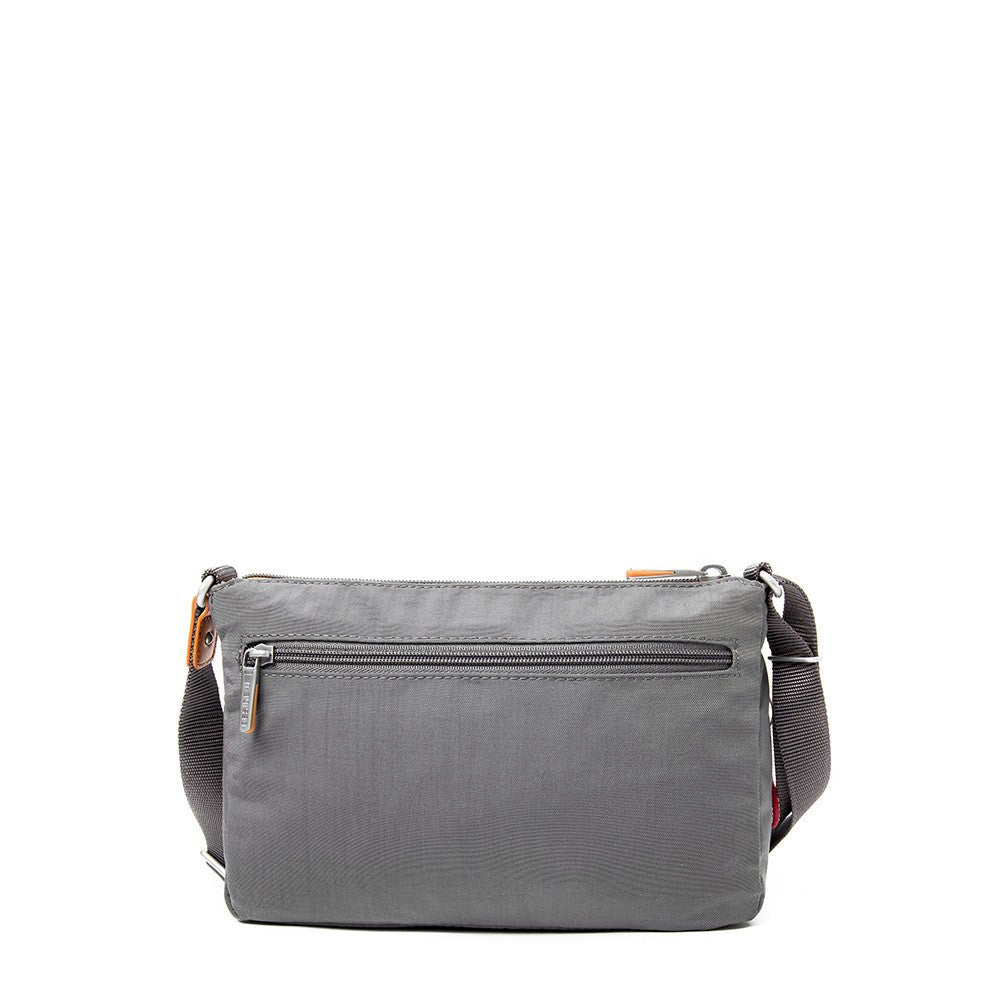 Crossbody Bag - Cimarron Two-Tone Small Crossbody Bag Back [Castlerock Grey]