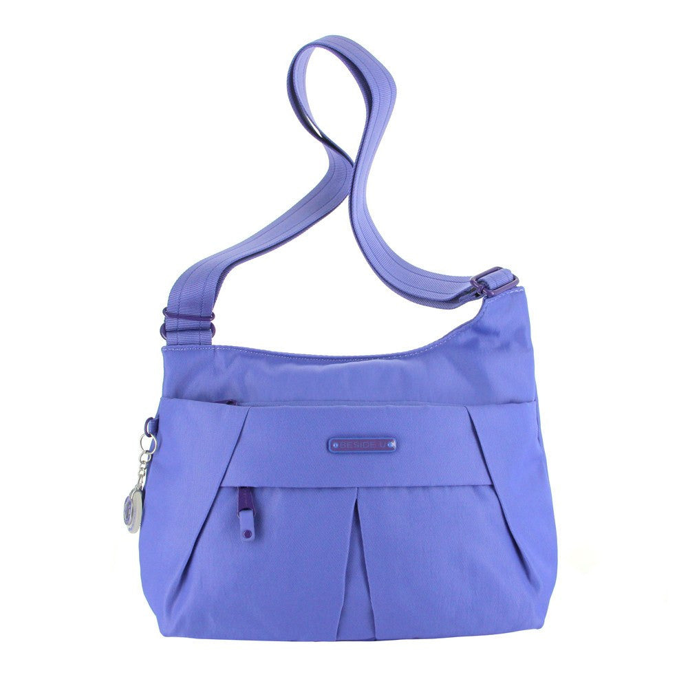 Crossbody Bag - Danica RFID Pocket Medium Crossbody Bag Front [New Amparo Blue]