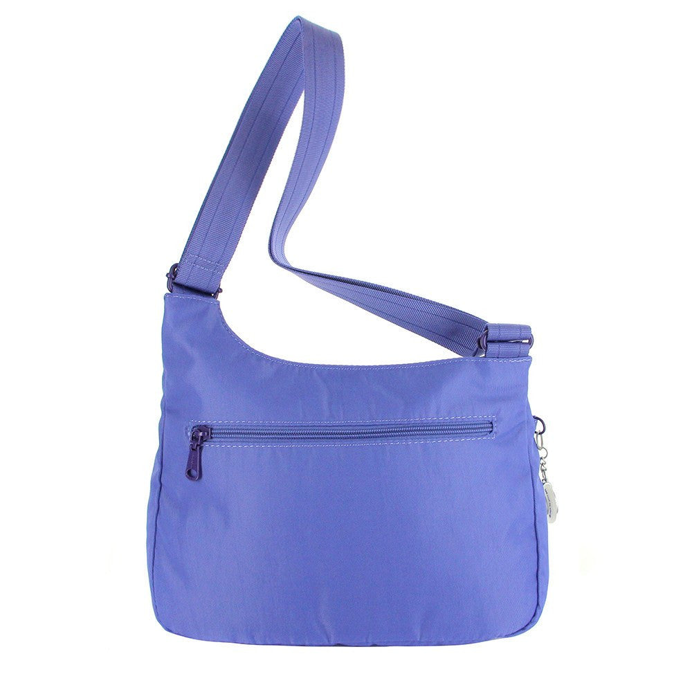 Crossbody Bag - Danica RFID Pocket Medium Crossbody Bag Back [New Amparo Blue]
