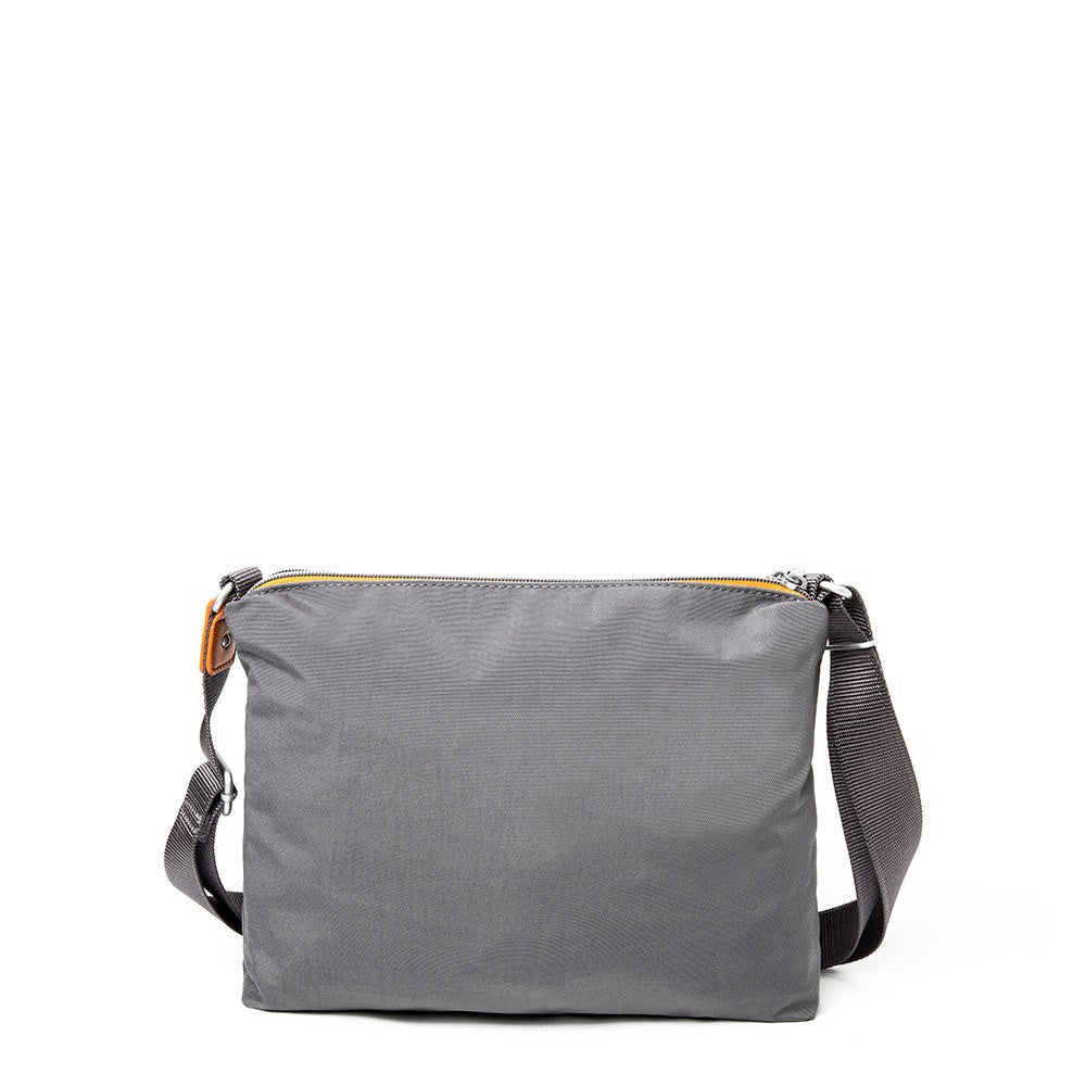 Crossbody Bag - Ottawa Two-Tone City Crossbody Bag Back [Castlerock Grey]