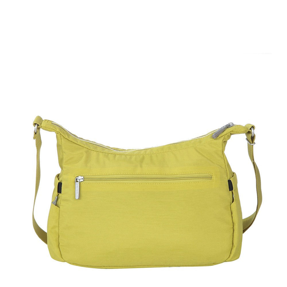 Crossbody Bag - Picardy Two-Tone Travel Crossbody Bag Back [Citronelle Green]
