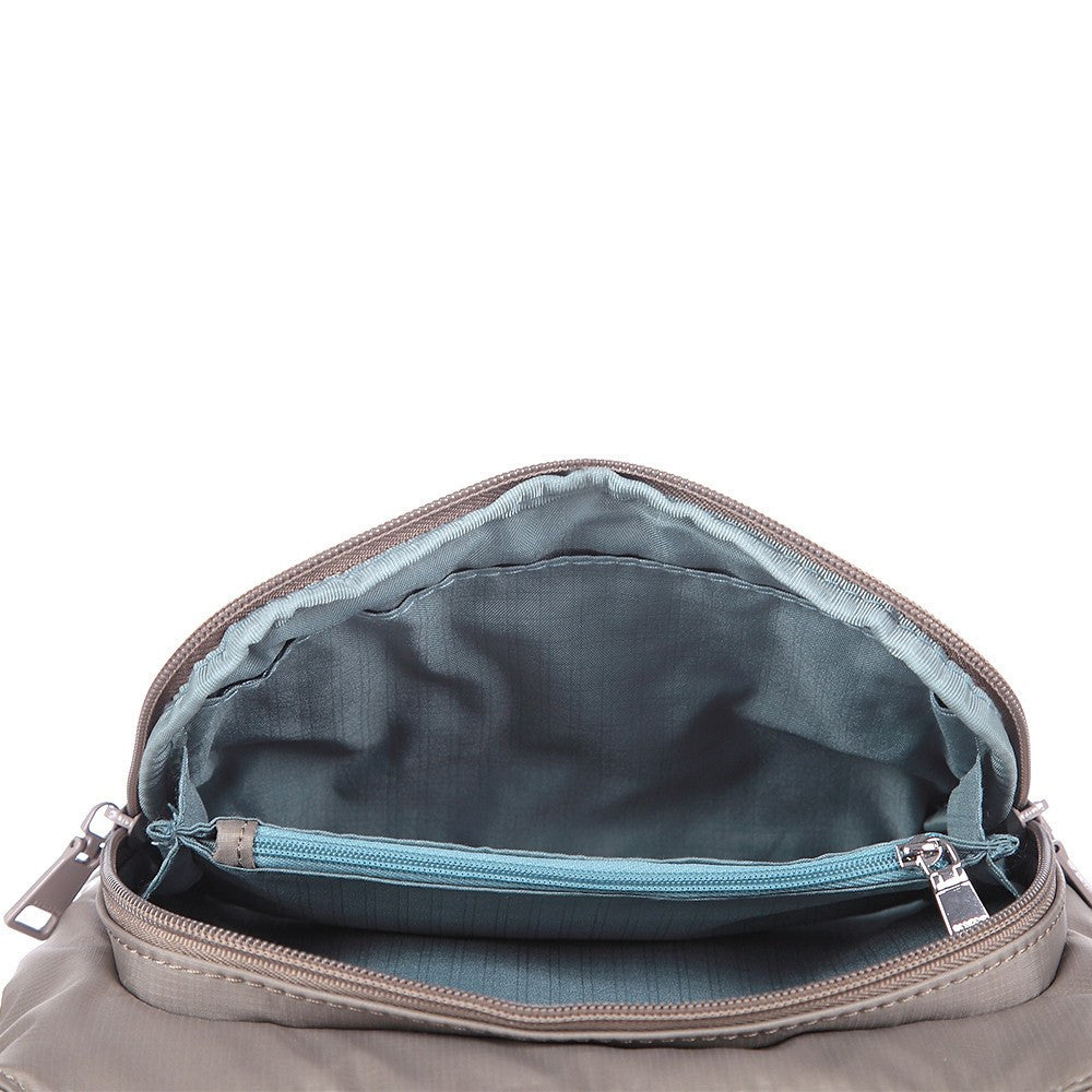 Crossbody Bag - Sandbach RFID Pocket Small Travel Crossbody Bag Inside Front Pocket