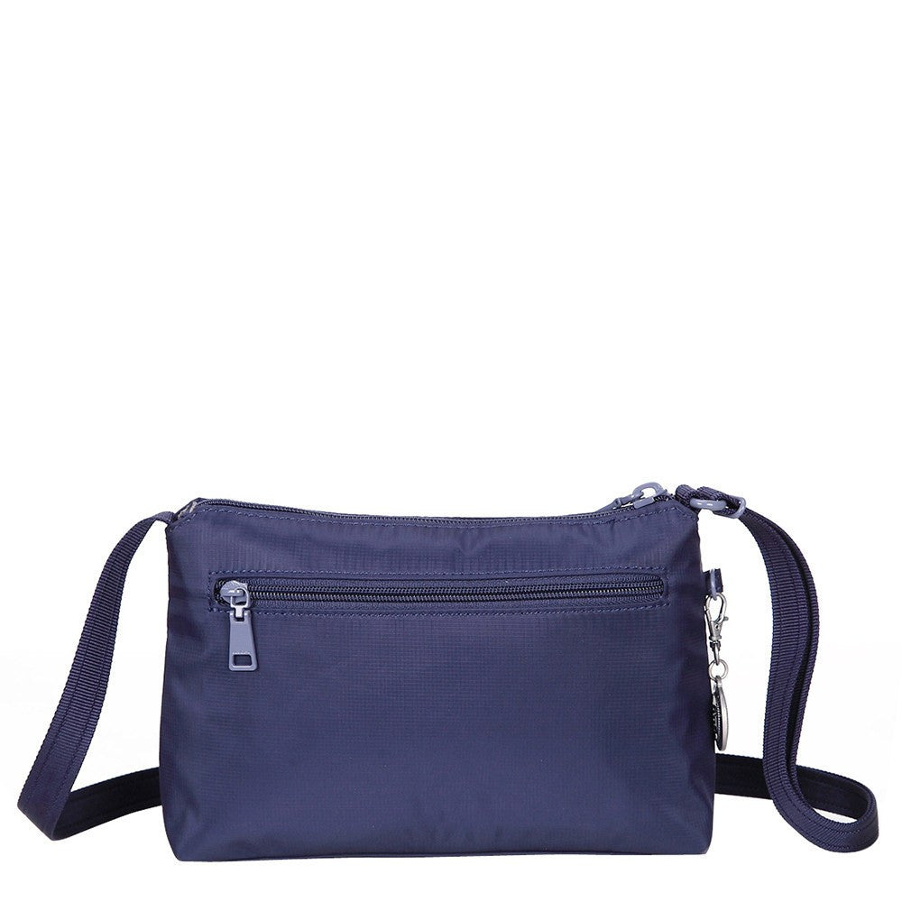 Crossbody Bag - Sandbach RFID Pocket Small Travel Crossbody Bag Back [Blue Depths]