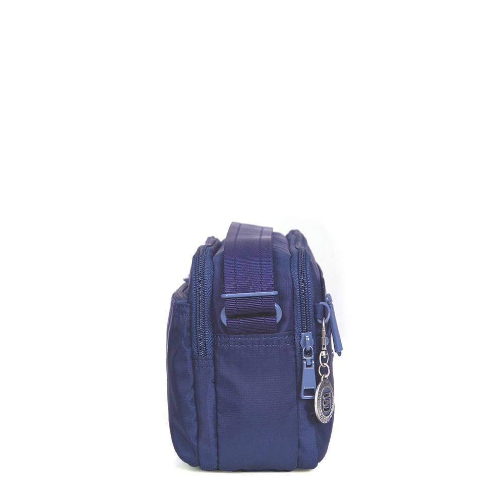 Crossbody Bag - Tomah RFID Pocket Small Crossbody Bag Side [Blue Depths]