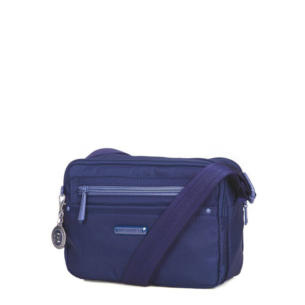 Crossbody Bag - Tomah RFID Pocket Small Crossbody Bag Angled [Blue Depths]