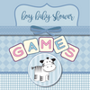 Boy Baby Shower Games