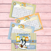 Baby Shower Bingo Classic Baby Shower Game by Hannah's Games