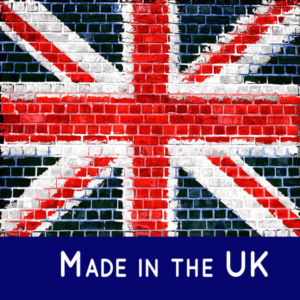 uk flag made in the UK