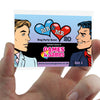 MR & MR SAME SEX STAG DO GAME Stag do Accessories for Gay Couples