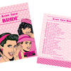 Who knows the Bride Best? Hen Party Game