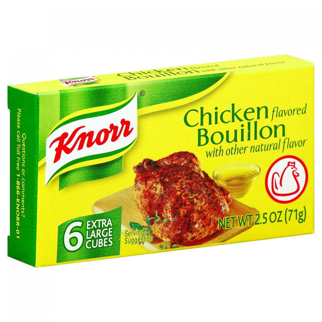 Mother Mantis: Bouillon,Chicken Knorr