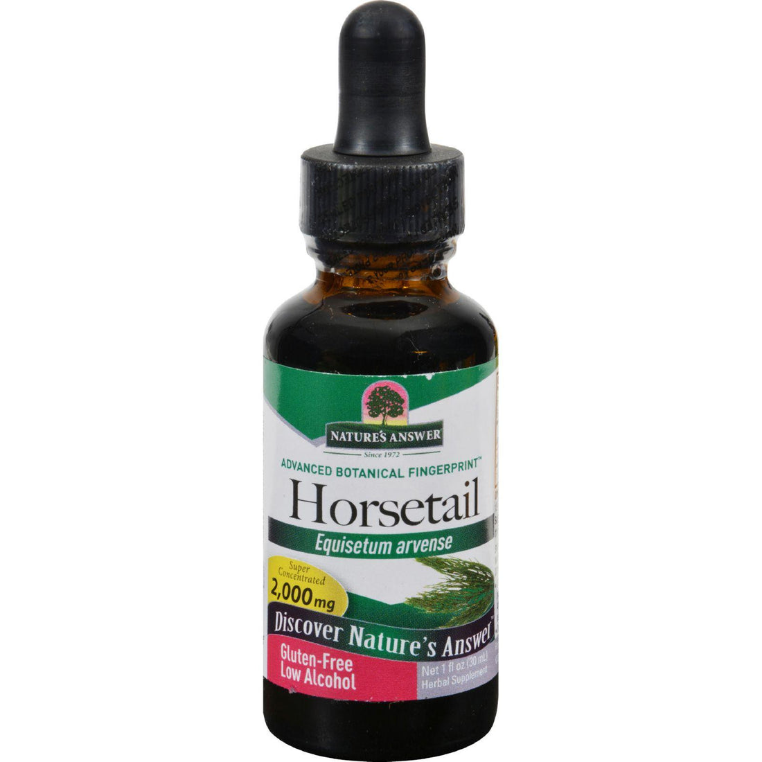 Mother Mantis: Nature's Answer Horsetail Herb - 1 Fl Oz Nature's Answer