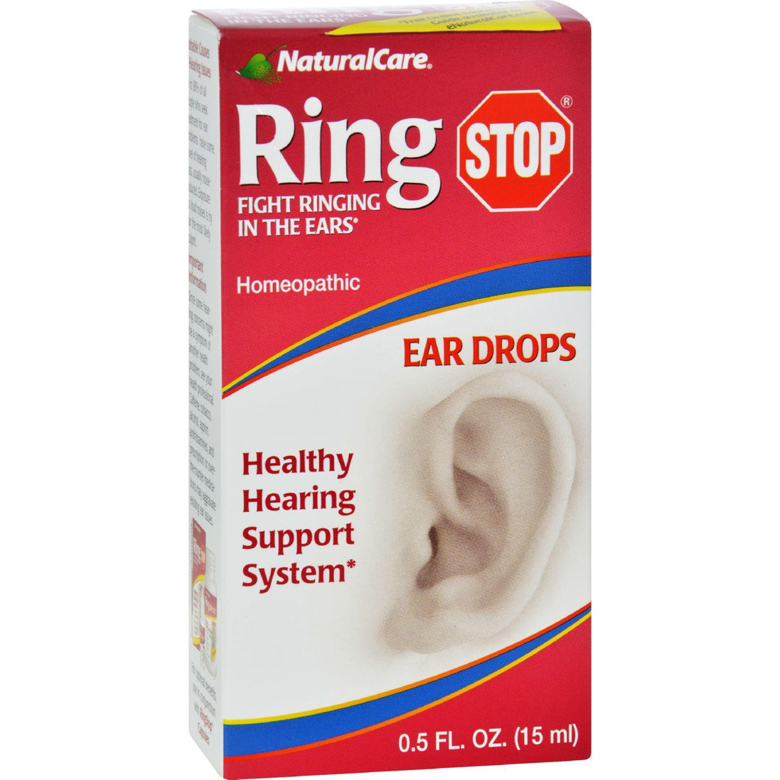 Mother Mantis: Natural Care Ringstop Eardrops - 0.5 Fl Oz Natural Care