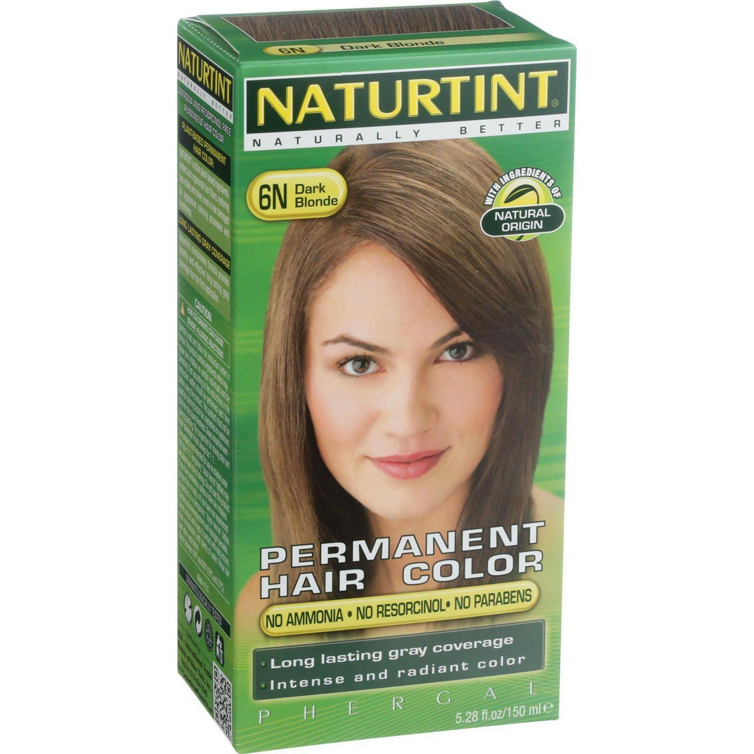 Mother Mantis: Dark Blonde (6n) Permanent Hair Color Naturtint