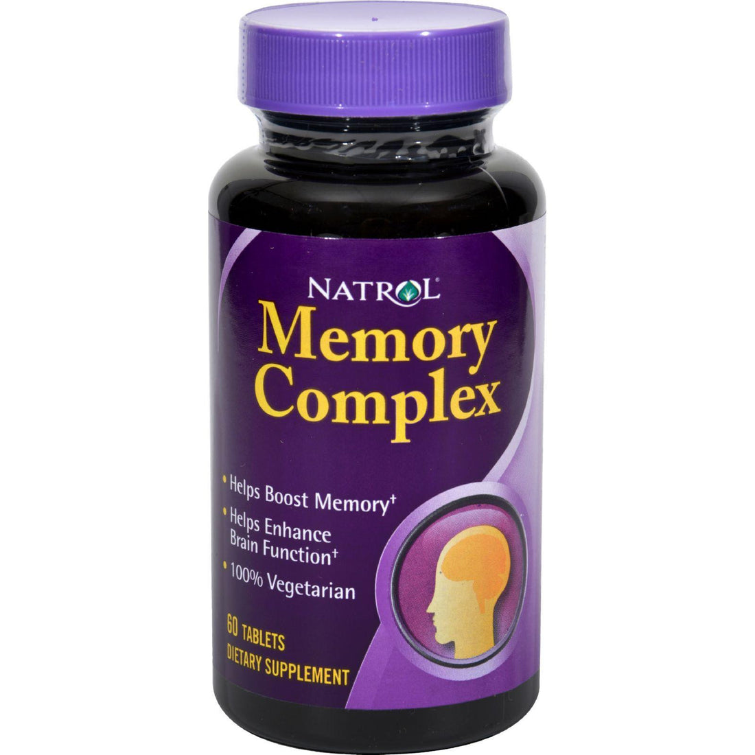 Mother Mantis: Natrol Memory Complex - 60 Tablets Natrol