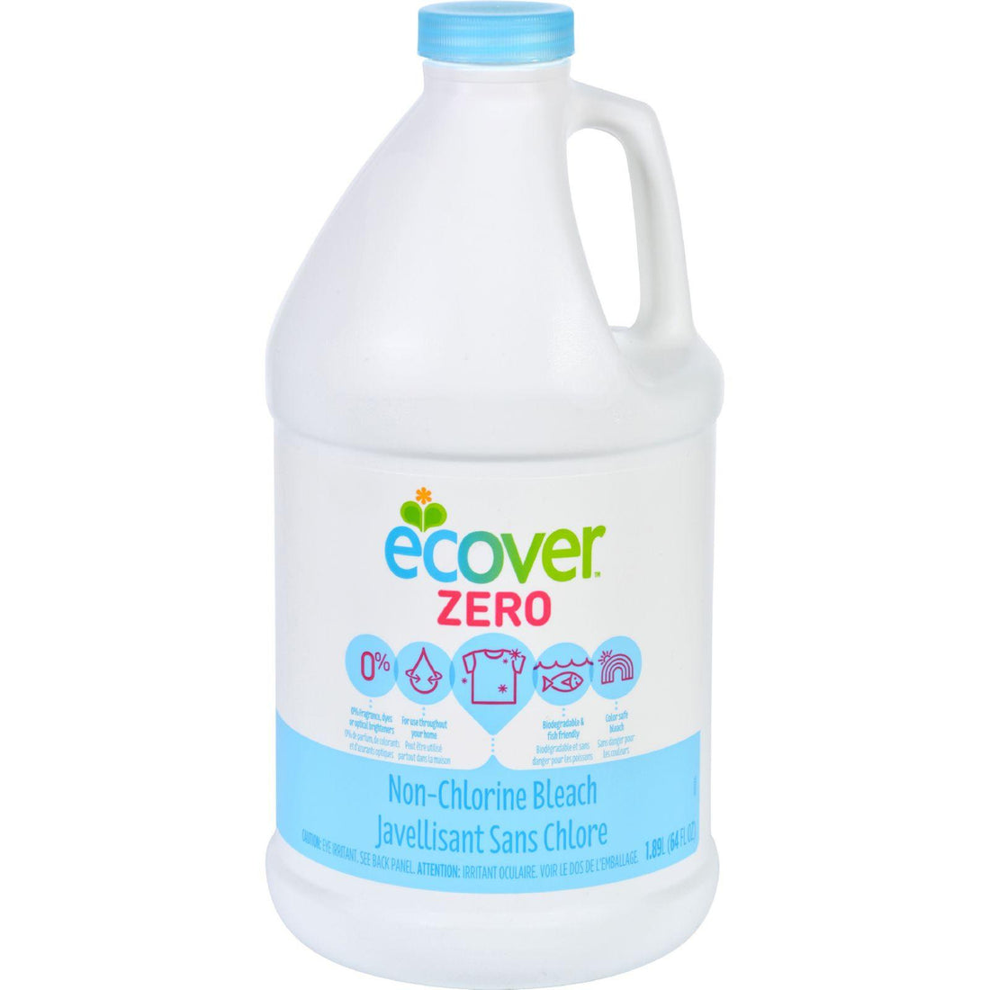 Mother Mantis: Ecover Non Chlorine Bleach Ultra - Case Of 6 - 64 Oz Ecover