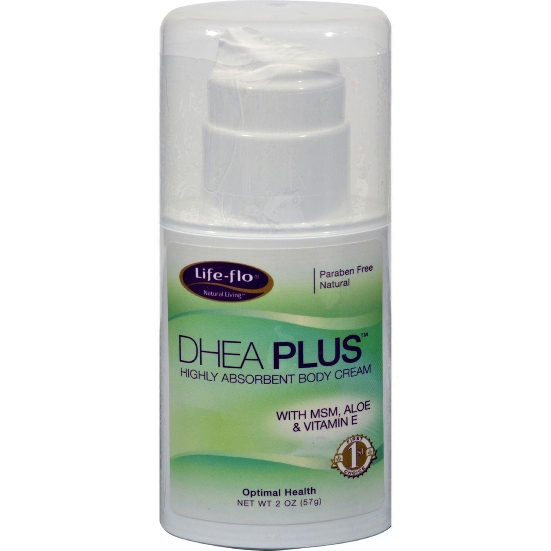Mother Mantis: Life-flo Dhea Plus Body Cream - 2 Oz Life-flo