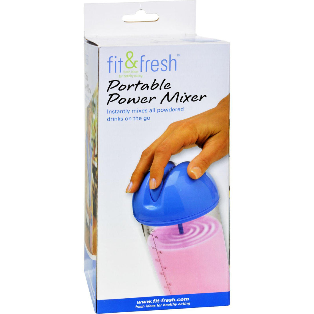 Mother Mantis: Fit And Fresh Vm Power Mixer - 20 Oz Fit And Fresh