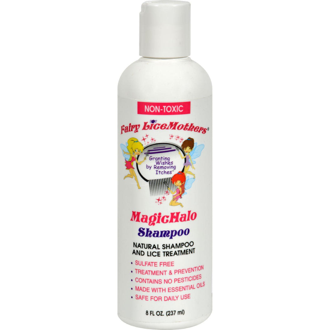 Mother Mantis: Fairy Lice Mothers Magichalo Shampoo - 8 Fl Oz Fairy Licemothers