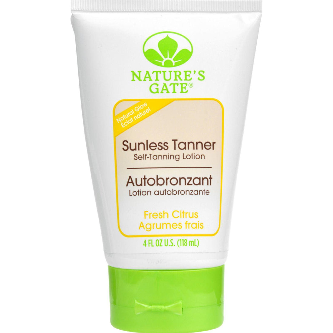 Mother Mantis: Nature's Gate Sunless Tanner - 4 Fl Oz Nature's Gate