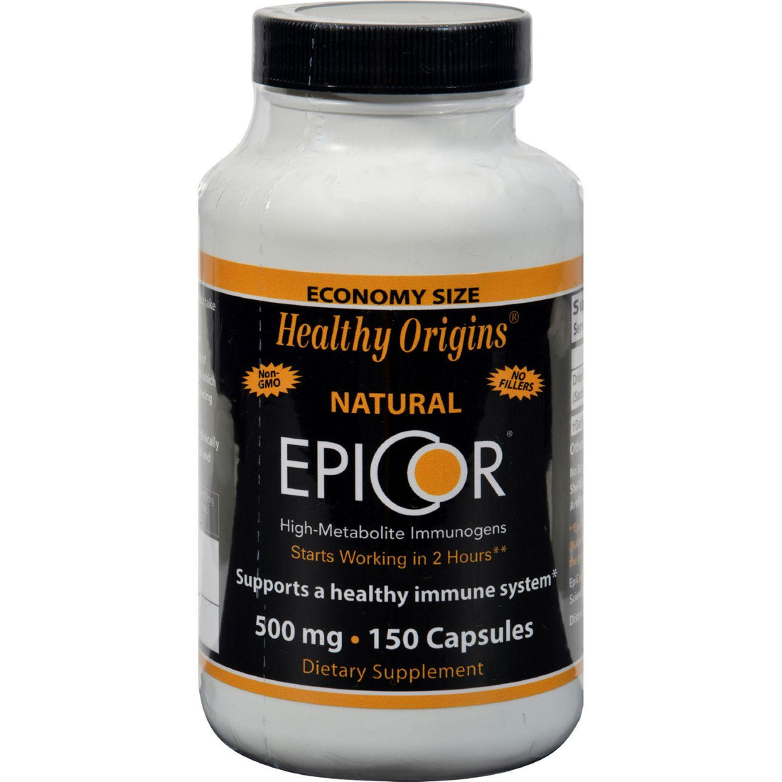 Mother Mantis: Healthy Origins Epicor - 500 Mg - 150 Capsules Healthy Origins