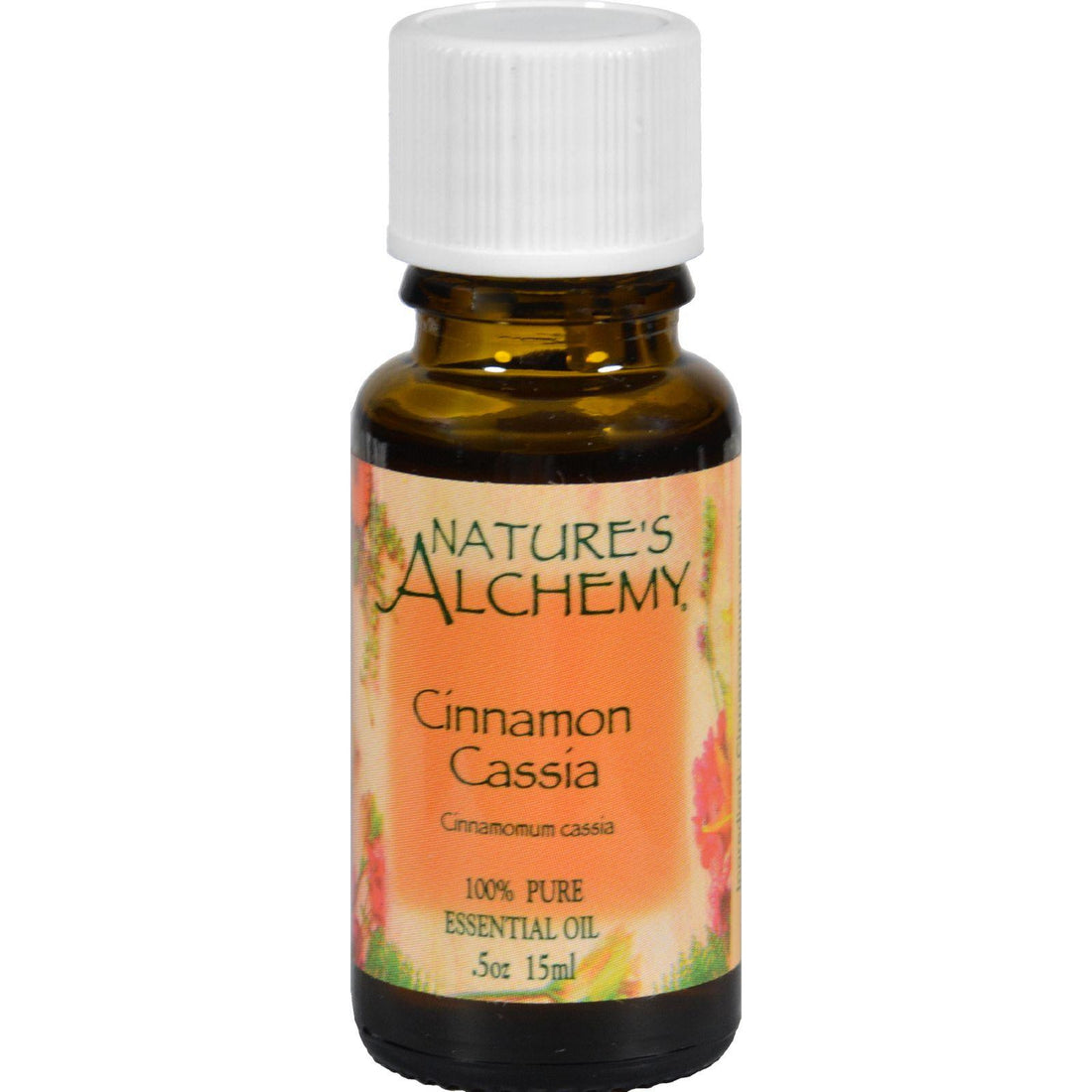 Mother Mantis: Nature's Alchemy 100% Pure Essential Oil Cinnamon Cassia - 0.5 Fl Oz Nature's Alchemy