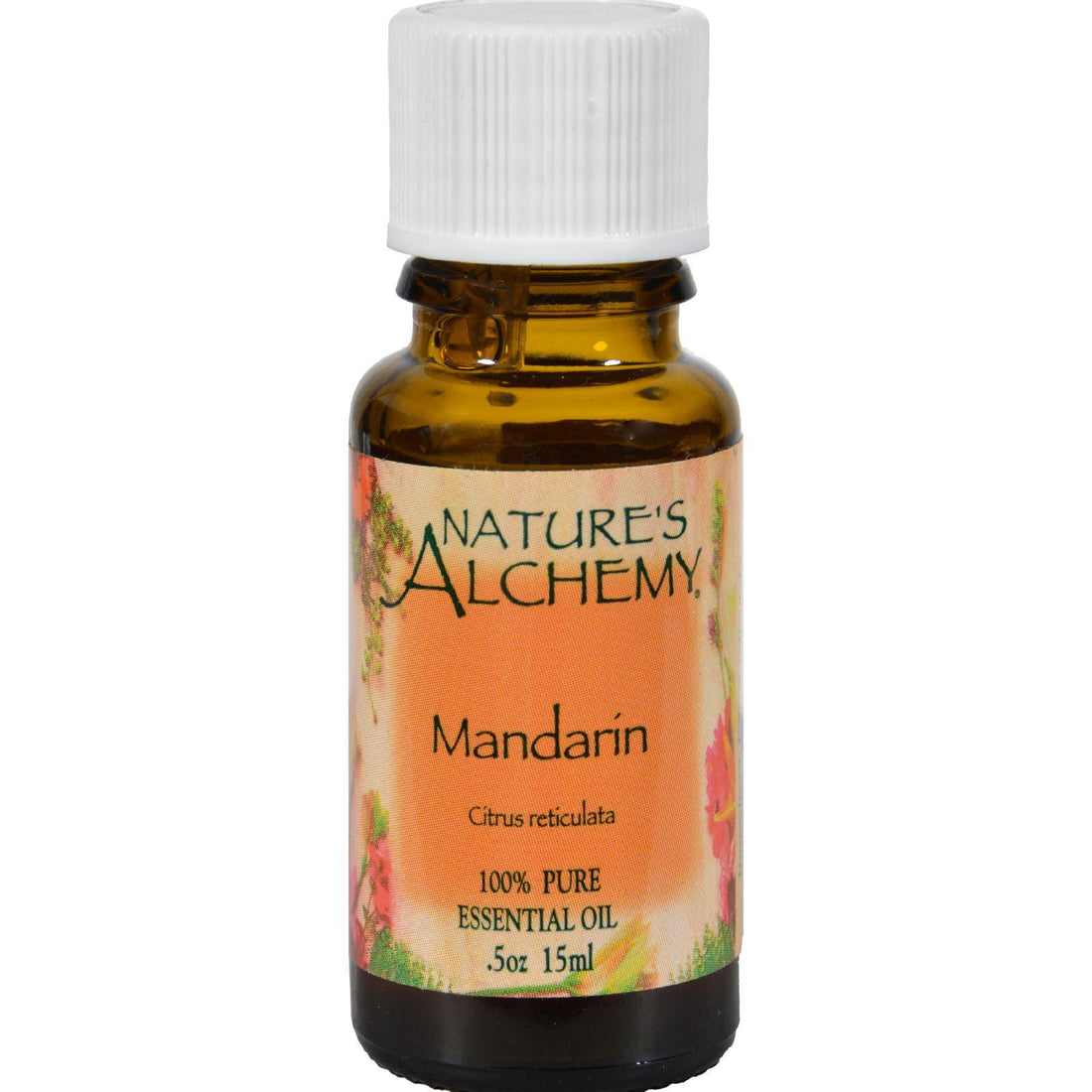 Mother Mantis: Nature's Alchemy Essential Oil - Mandarin - .5 Oz Nature's Alchemy