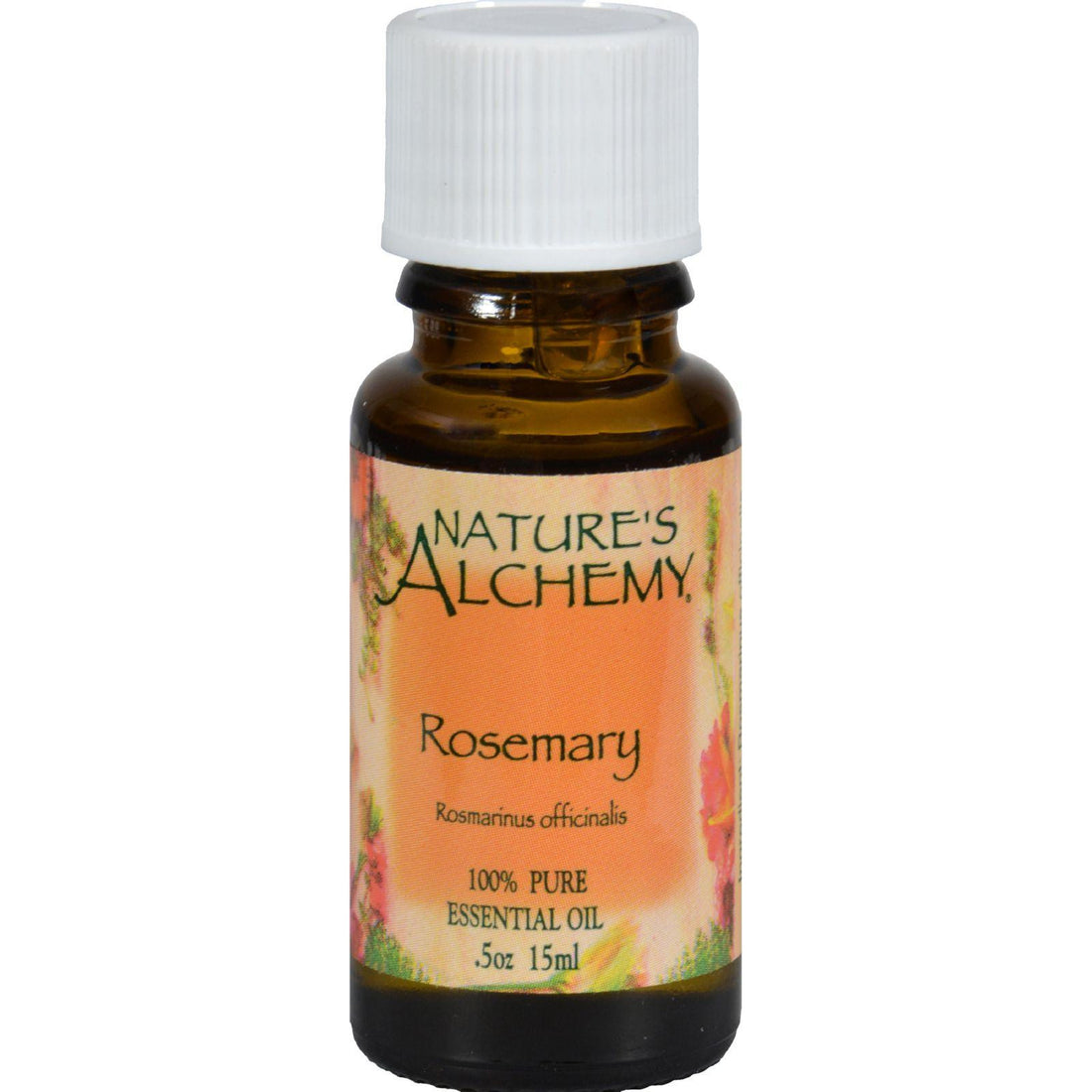 Mother Mantis: Nature's Alchemy 100% Pure Essential Oil Rosemary - 0.5 Fl Oz Nature's Alchemy
