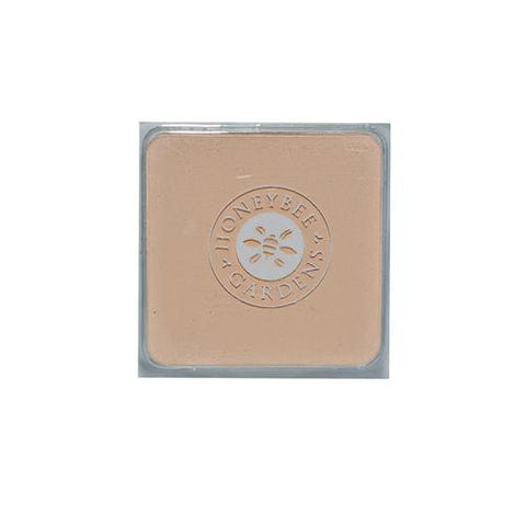 Honeybee Gardens Pressed Mineral Powder Geisha - 0.26 Oz Honeybee Gardens