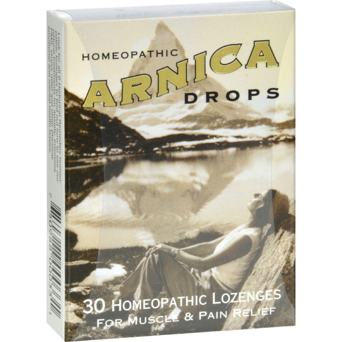 Mother Mantis: Historical Remedies Homeopathic Arnica Drops Repair And Relief Lozenges - Case Of 12 - 30 Lozenges Historical Remedies
