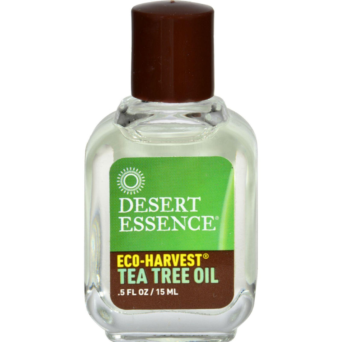 Mother Mantis: Desert Essence Eco Harvest Tea Tree Oil - .5 Oz Desert Essence