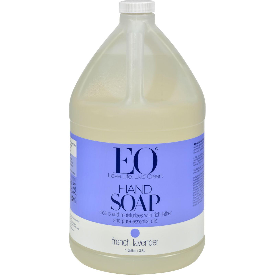 Mother Mantis: Eo Products Liquid Hand Soap French Lavender - 1 Gallon Eo Products